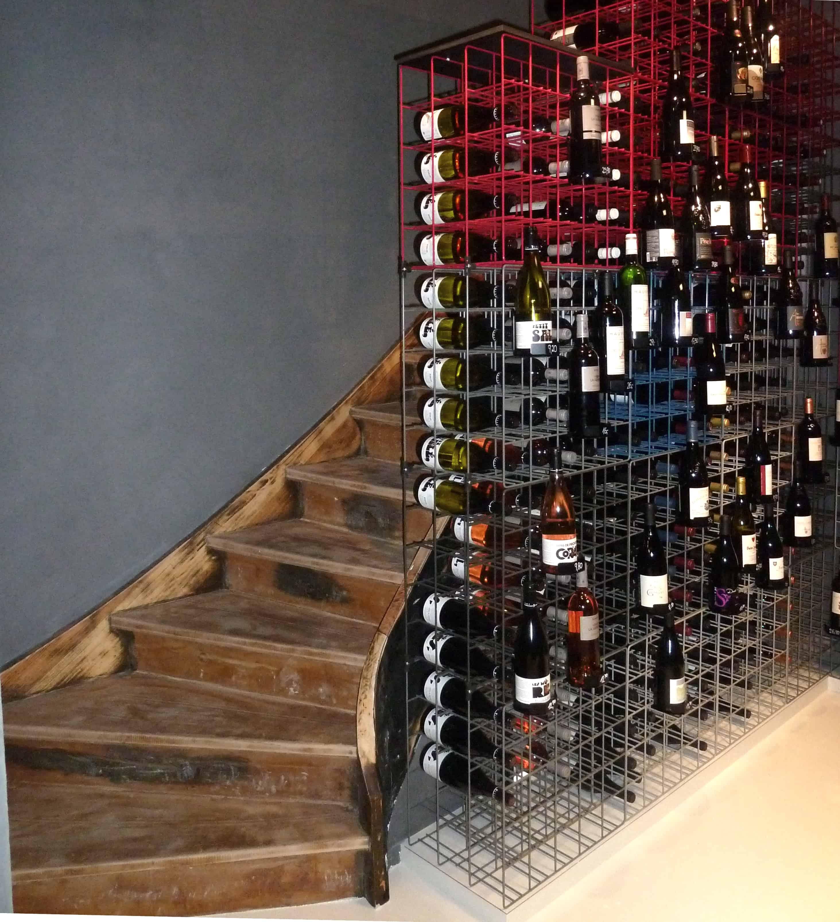 Weinregale Weinhandlung Kreis