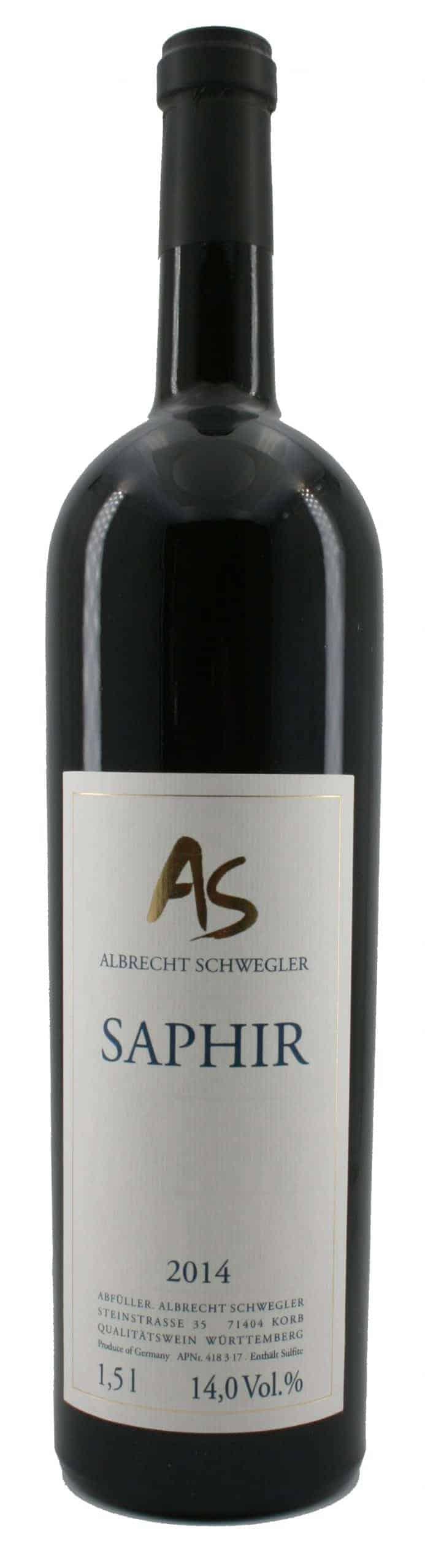 Saphir Qualitätswein trocken 2014