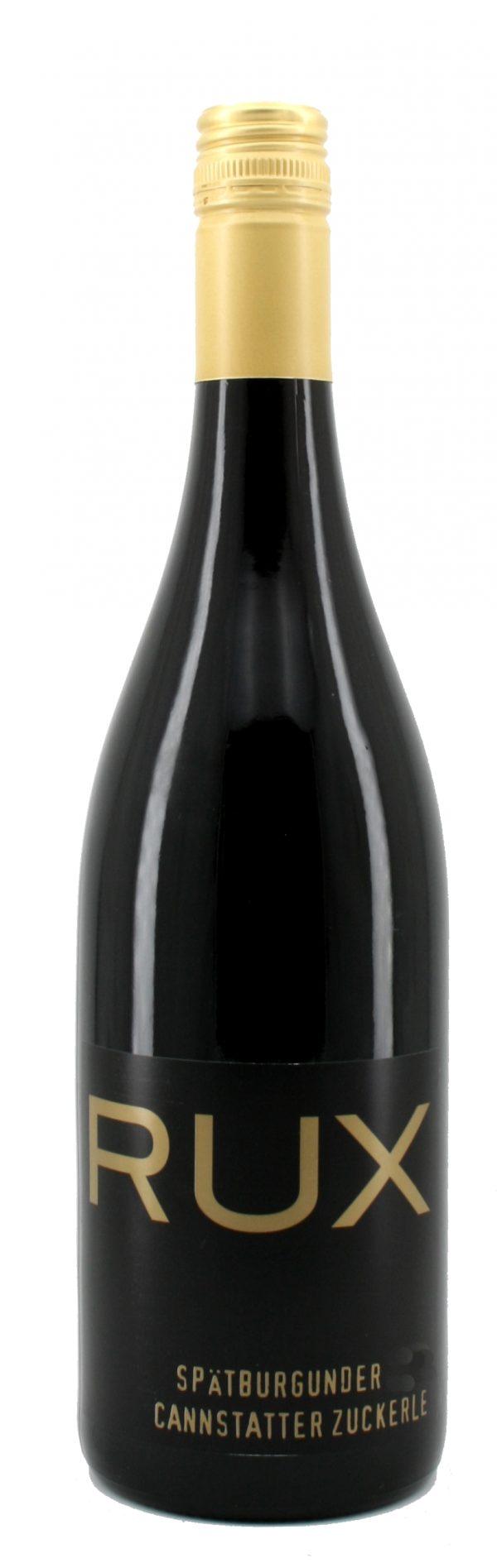 Cannstatter Zuckerle Spätburgunder Qualitätswein trocken 2016