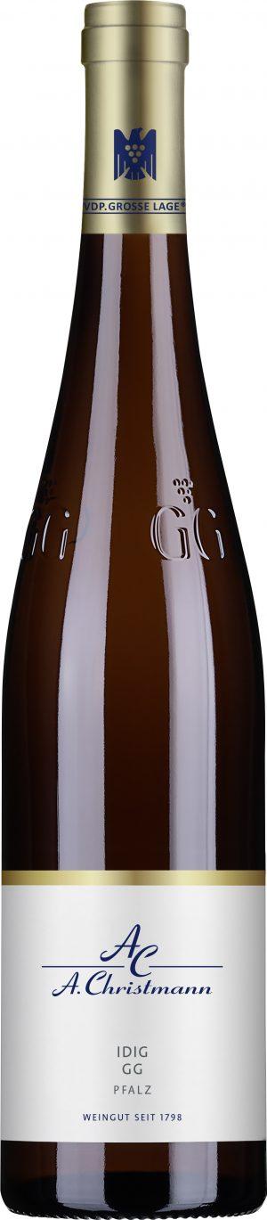 Idig Riesling Großes Gewächs Qualitätswein trocken 2018