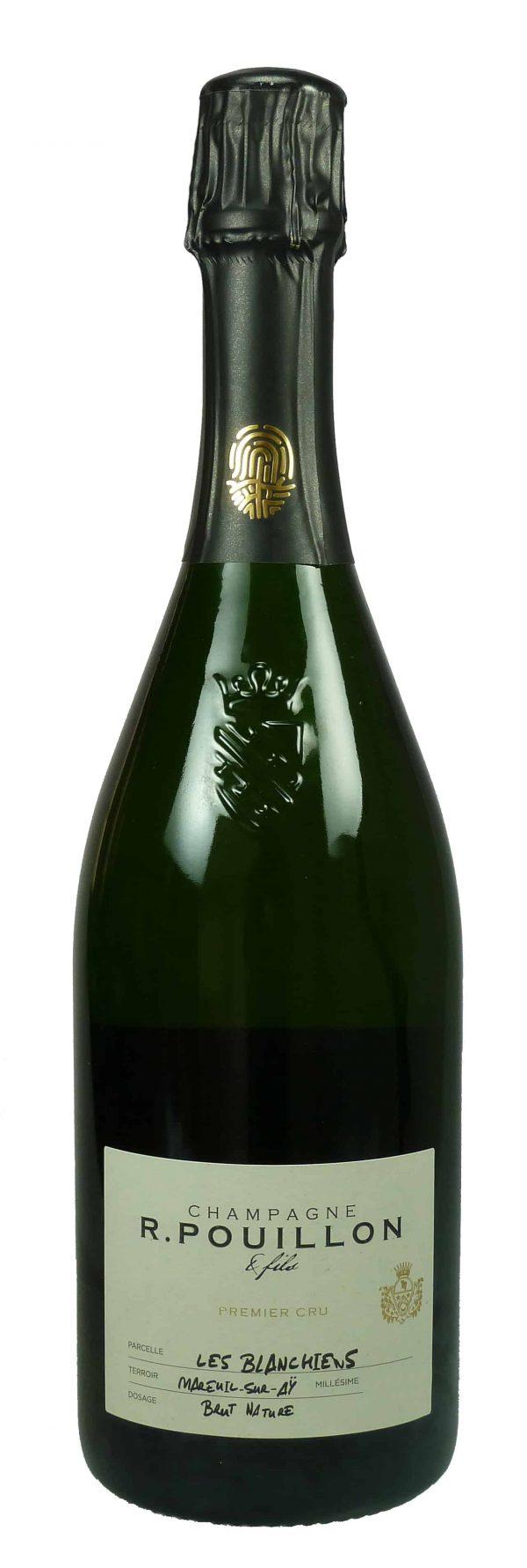 Les Blanchiens Champagne Brut Nature Premier Cru  2010