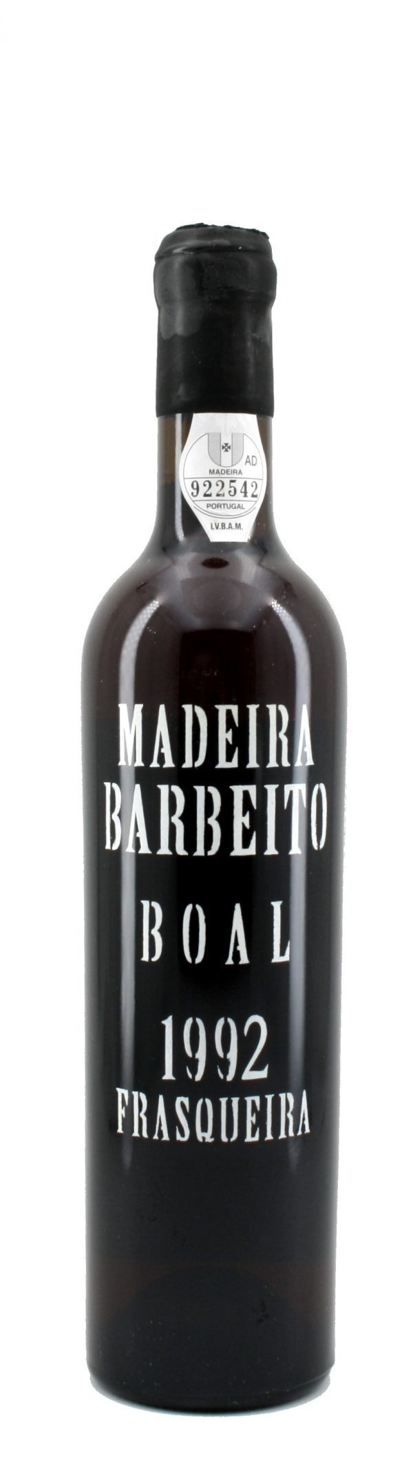 Boal Medium Sweet Madeira 1992