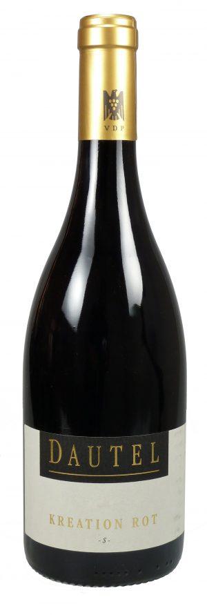 Kreation Rot -S- Qualitätswein trocken 2015