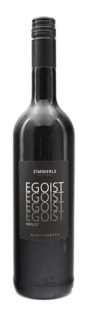 Egoist Merlot Qualitätswein trocken 2017