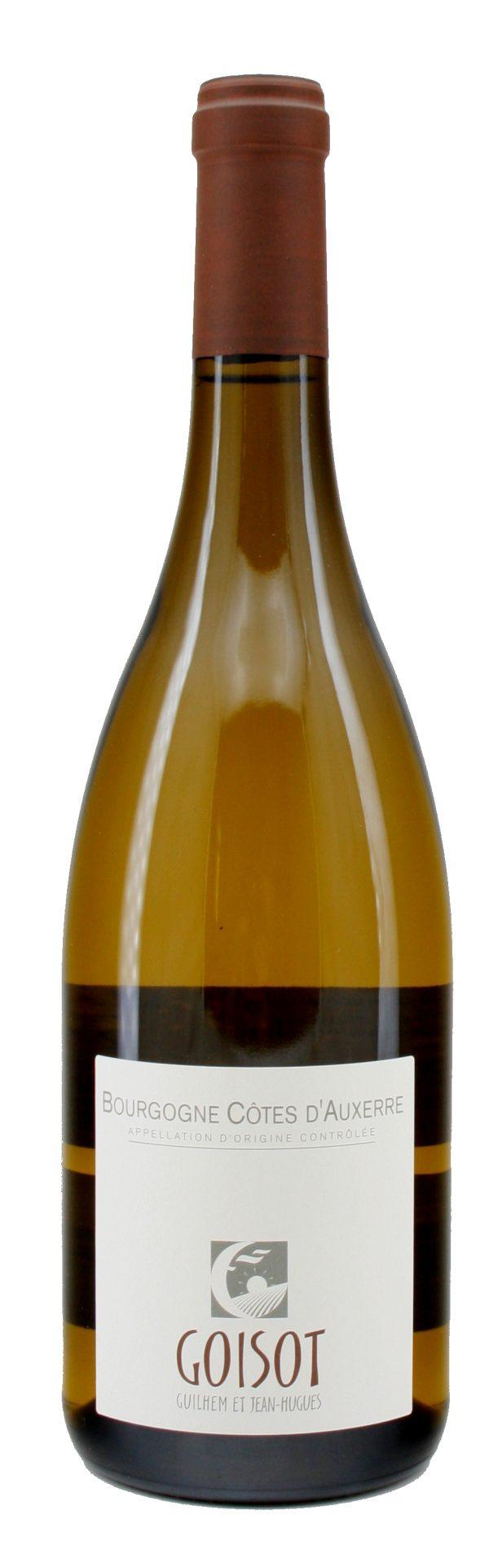 Bourgogne Côtes d´Auxerre Chardonnay 2017