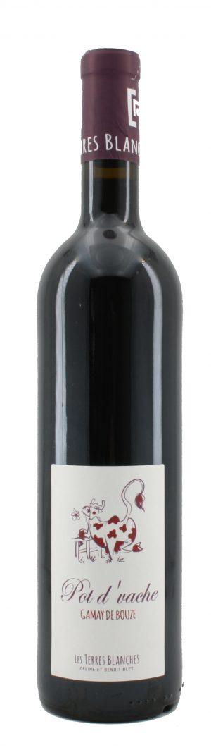 Pot d'Vache Gamay de Bouze Vin de France 2017