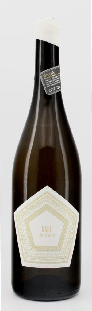 Nahi Rioja Blanco 2017