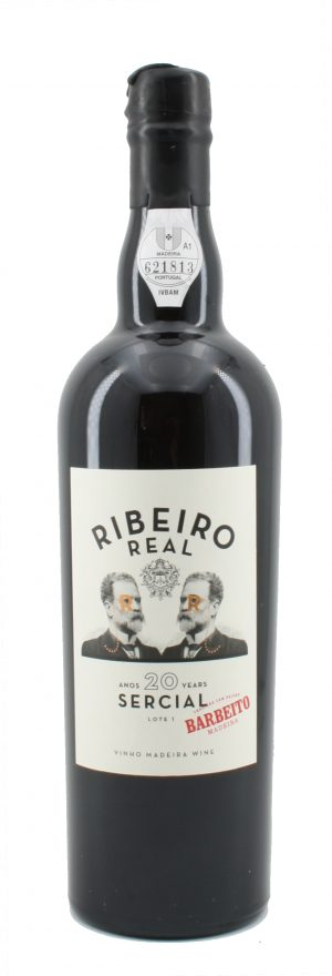 Ribeiro Real Sercial Dry Madeira 20 Jahre alt
