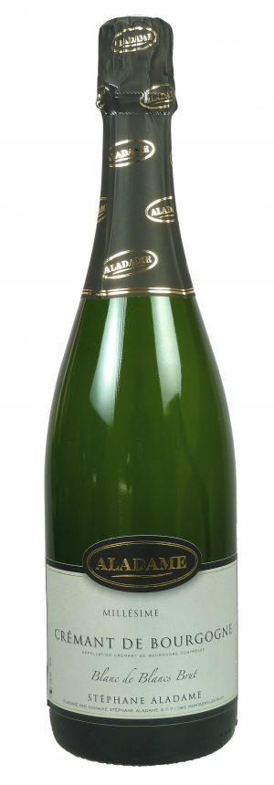 12 Flaschen Crémant de Bourgogne Blanc de Blancs Extra Brut