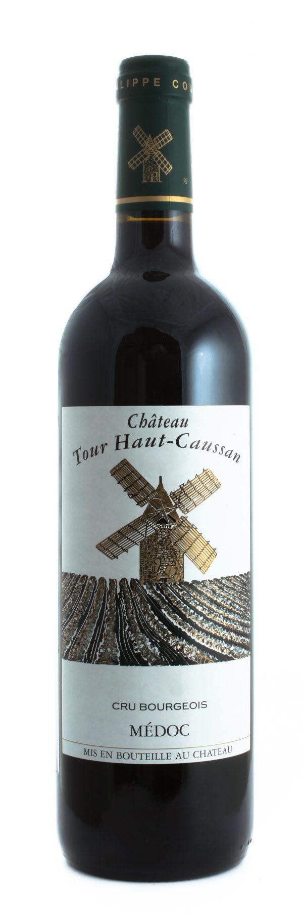 6 Flaschen 2015 Château Tour-Haut-Caussan