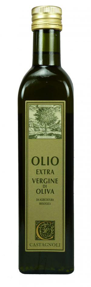 Olivenöl extra vergine DOP 2018