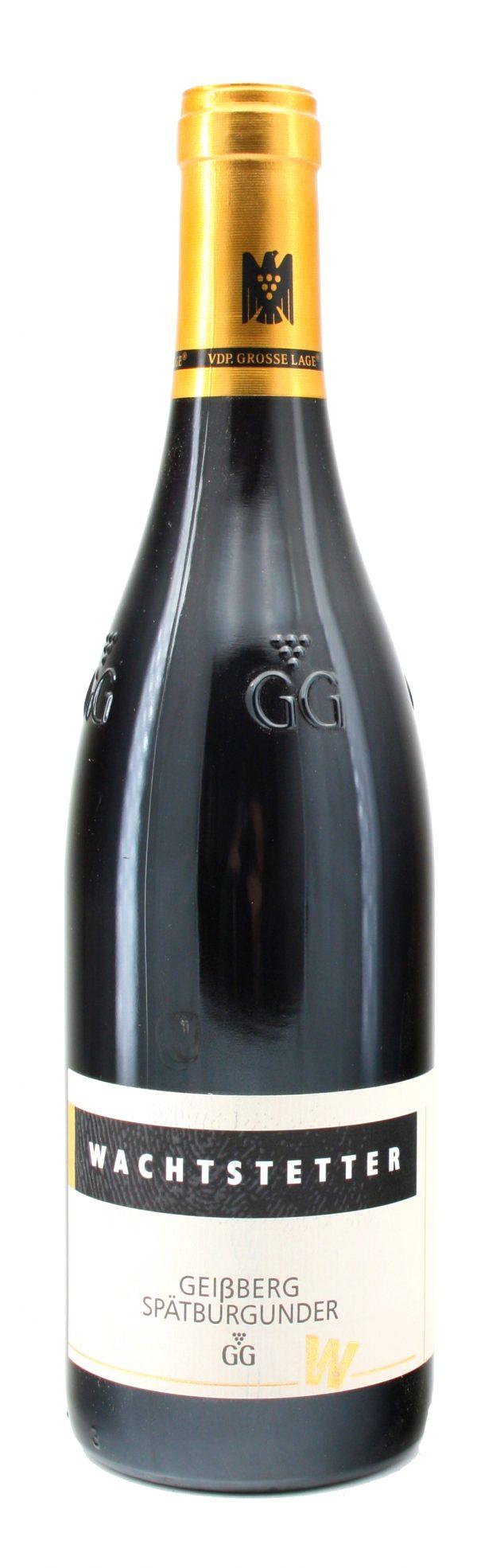 Pfaffenhofener Geißberg Spätburgunder Großes Gewächs Qualitätswein trocken 2016