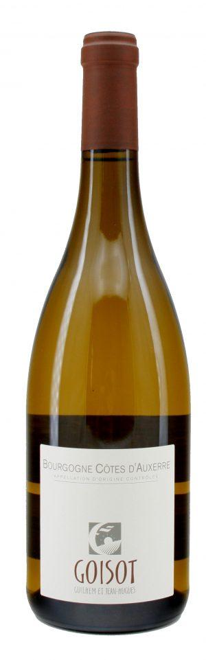 Bourgogne Côtes d´Auxerre Chardonnay ab Jan lieferbar 2018