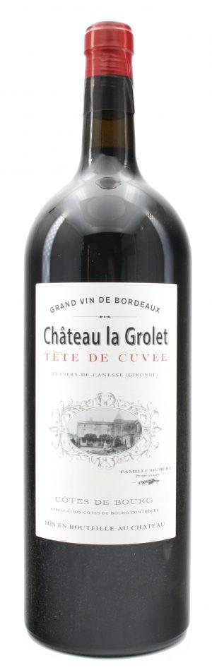 Tête de Cuvée Côtes de Bourg 2015