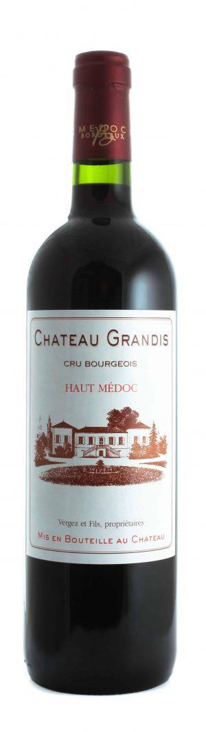 Haut-Médoc Cru Bourgeois 2015