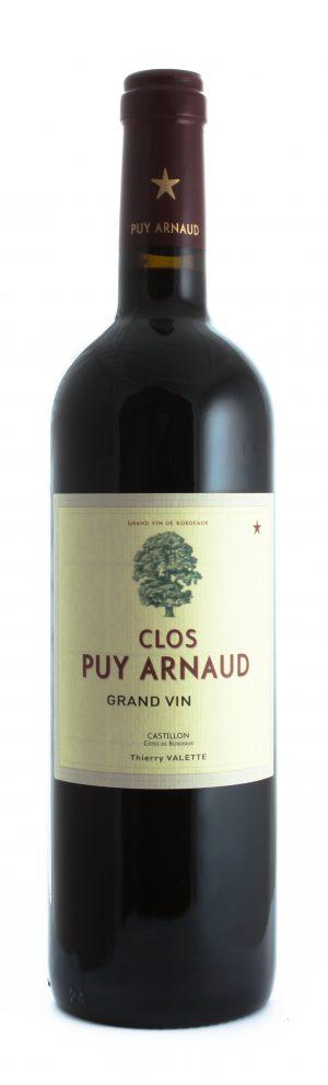 Castillon Côtes de Bordeaux 2015