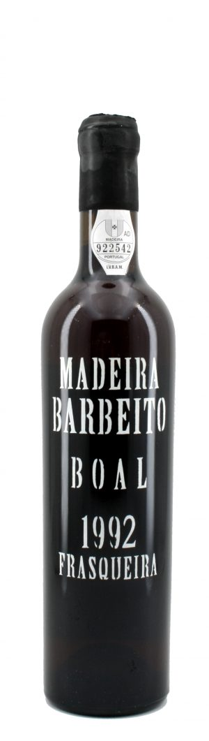 Boal Medium Sweet Madeira 1992