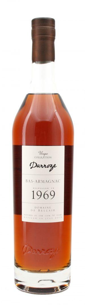 Bas Armagnac Domaine de Bellair 1969