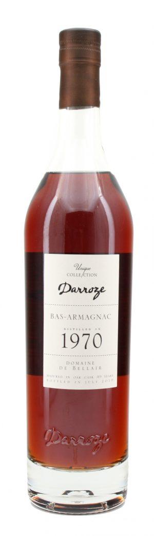 Bas Armagnac Domaine de Bellair 1970