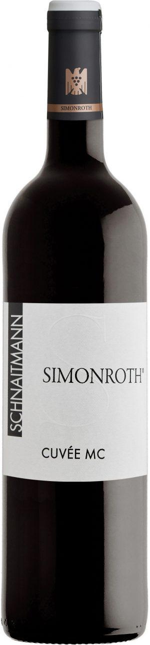 Simonroth Merlot-Cabernet Qualitätswein trocken 2017