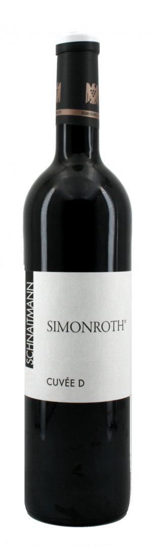 Simonroth Cuvée D Qualitätswein trocken 2017