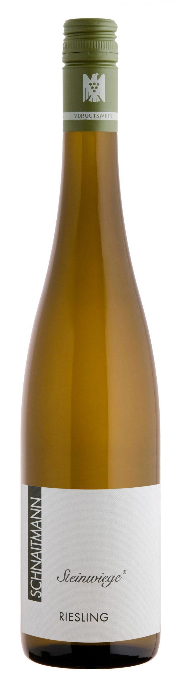 Steinwiege Riesling Qualitätswein trocken 2017