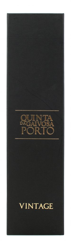 Quinta da Gaivosa Vintage Port in Geschenkbox 2016