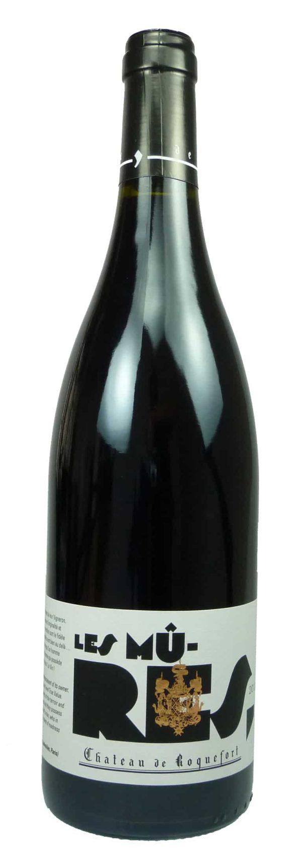 12 Flaschen 2015 Les Mûres