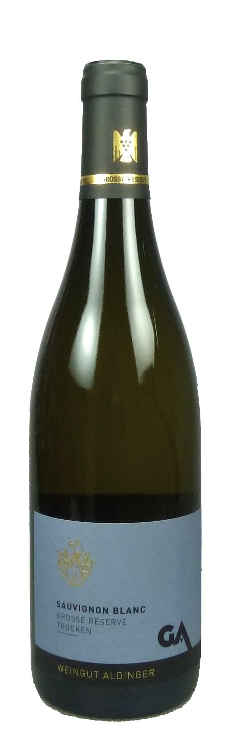 Sauvignon blanc Reserve Qualitätswein trocken 2017