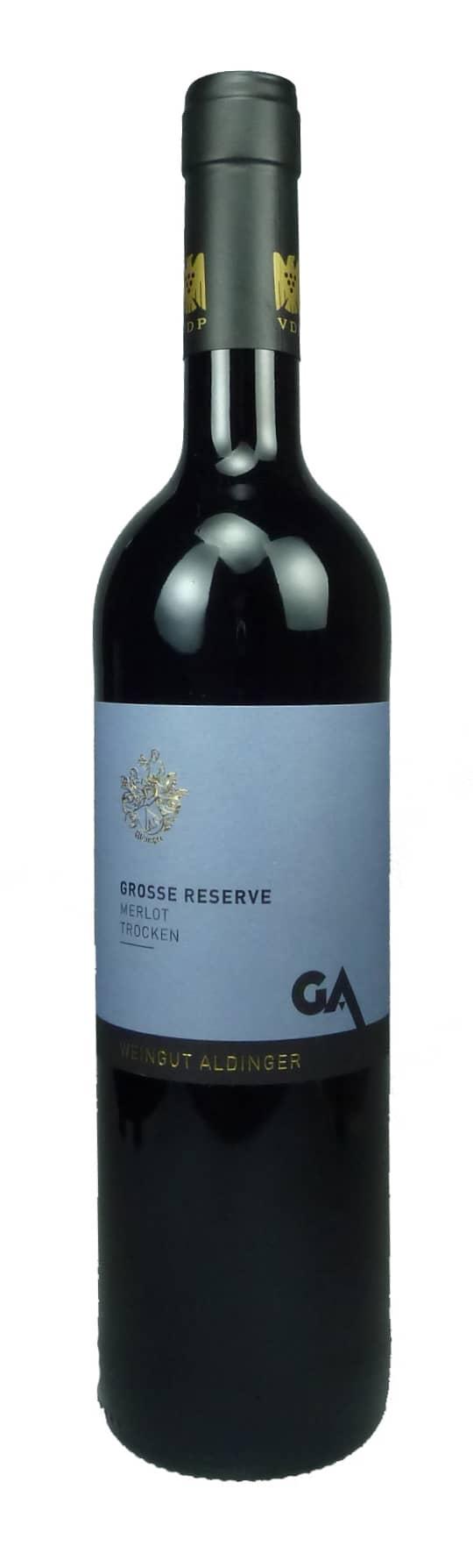 Merlot Reserve Qualitätswein trocken 2016