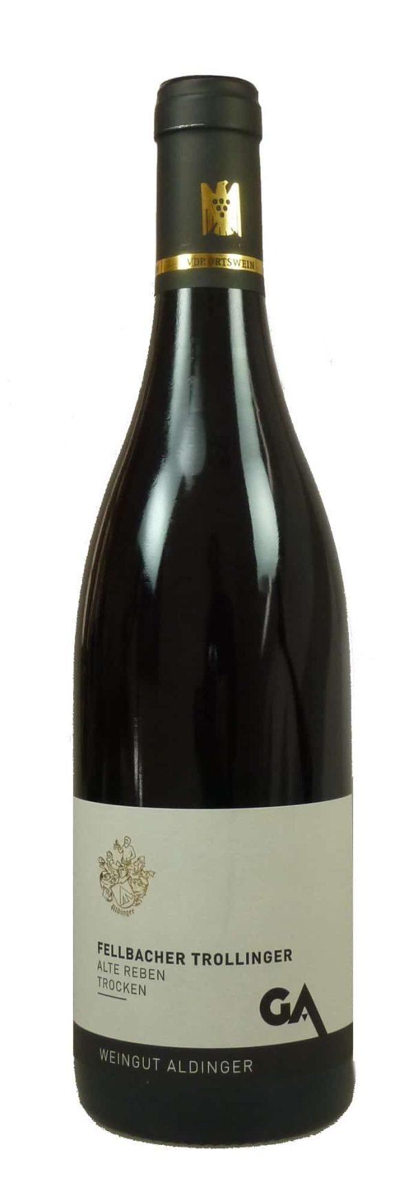 Fellbacher Trollinger Alte Reben Qualitätswein trocken 2016