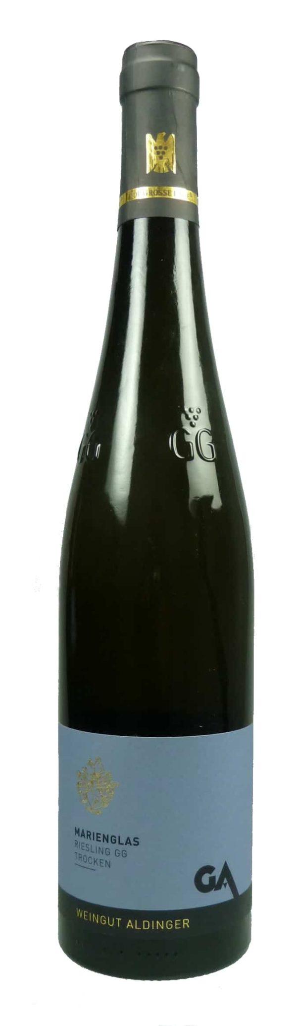 Marienglas Gips Riesling Großes Gewächs Qualitätswein trocken 2016