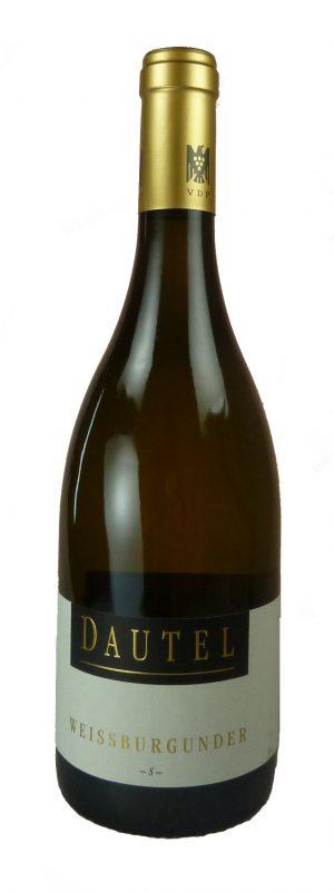 Weißburgunder -S- Qualitätswein trocken 2017