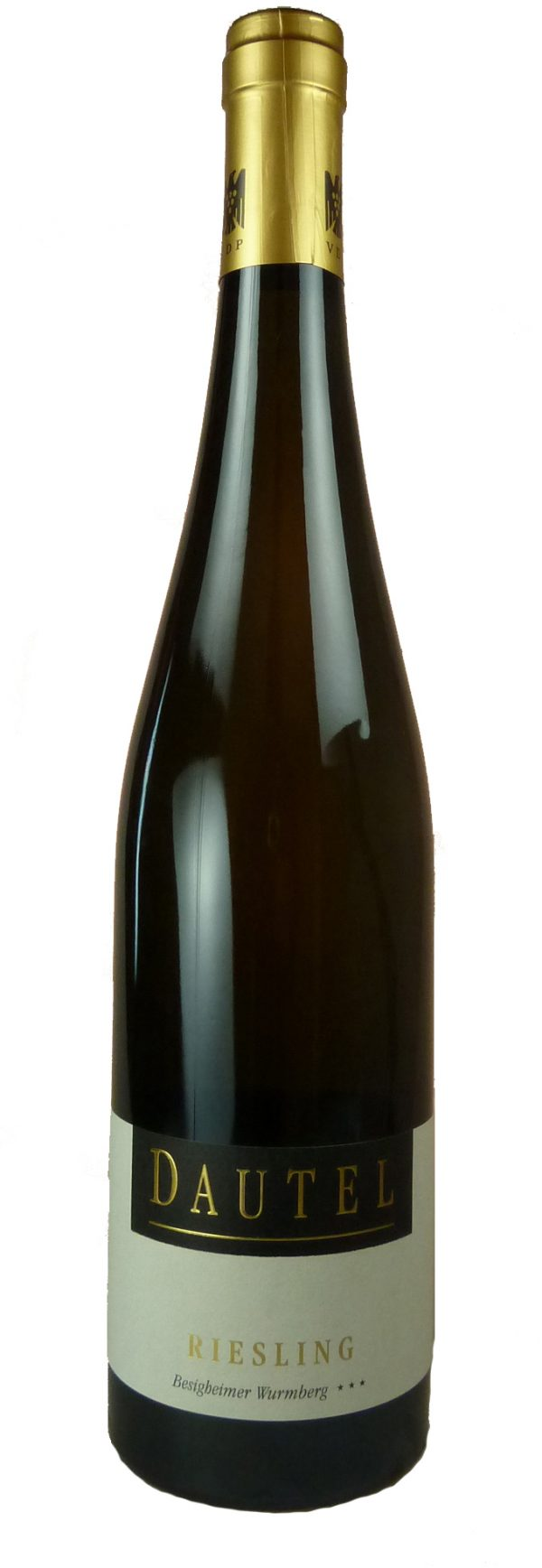 Besigheimer Wurmberg Riesling Qualitätswein trocken 2016