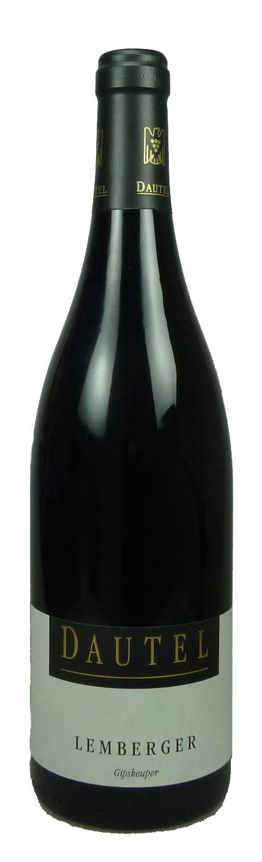 Lemberger Gipskeuper Qualitätswein trocken  2016