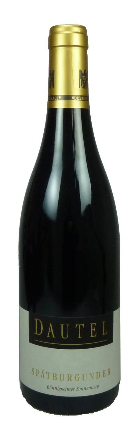 Spätburgunder Bönnigheimer Sonnenberg Qualitätswein trocken 2014