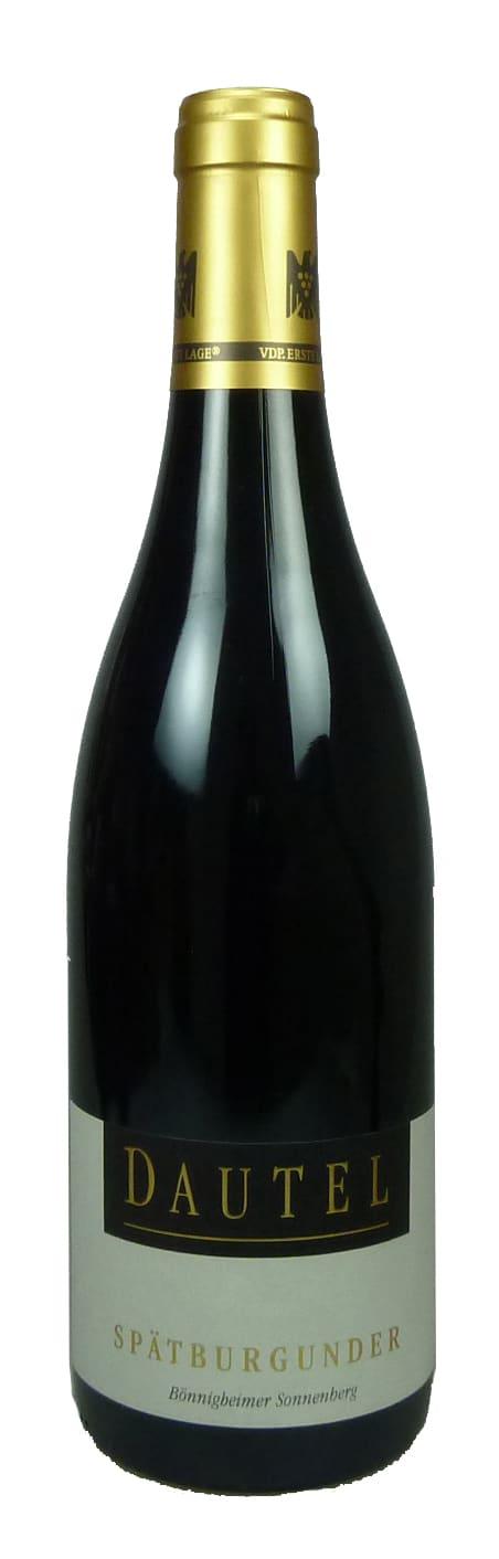 Bönnigheimer Sonnenberg Spätburgunder  Qualitätswein trocken 2015