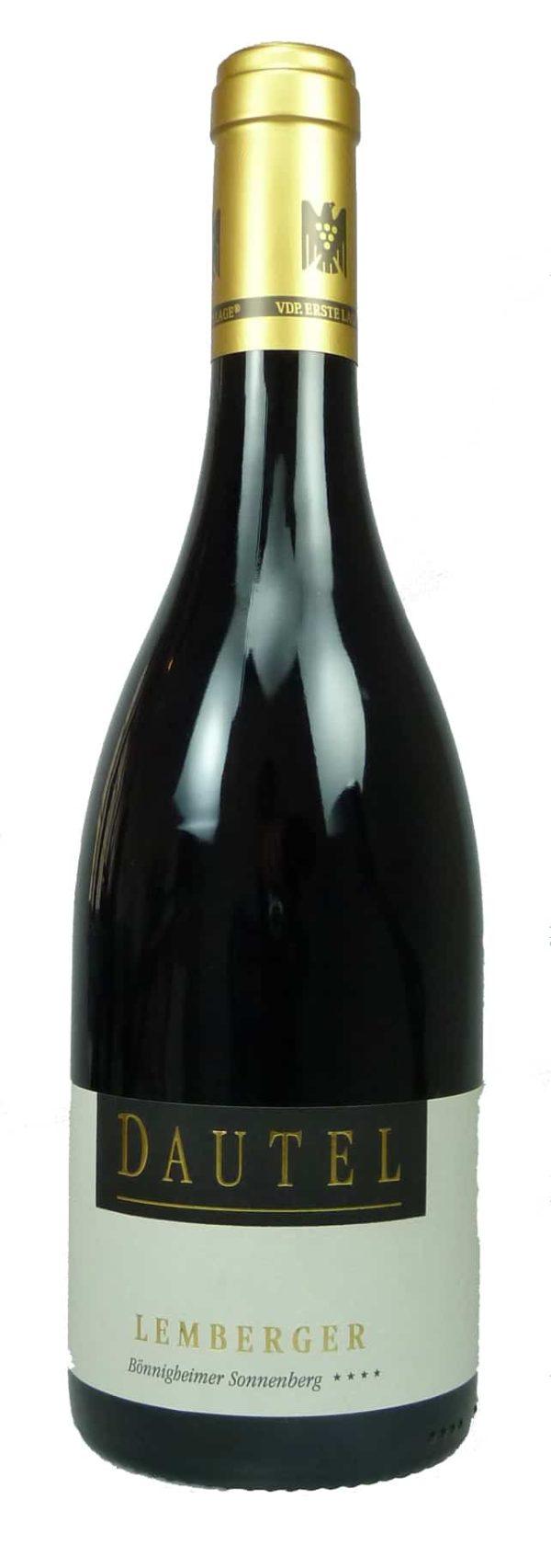Bönnigheimer Sonnenberg Lemberger ****  Qualitätswein trocken  2015