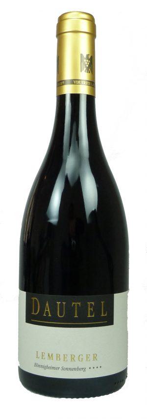 Bönnigheimer Sonnenberg Lemberger Qualitätswein trocken 2016