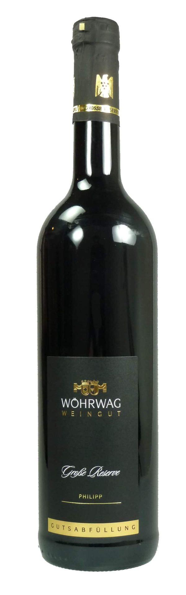 Philipp Rotweincuvée Große Reserve Qualitätswein trocken  2014
