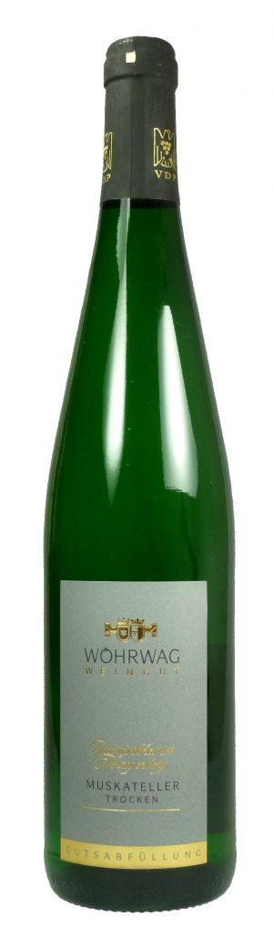 Untertürkheimer Herzogenberg Muskateller Qualitätswein trocken 2018