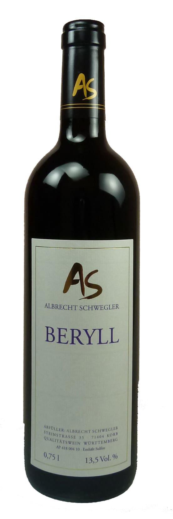 Beryll Qualitätswein trocken 2014