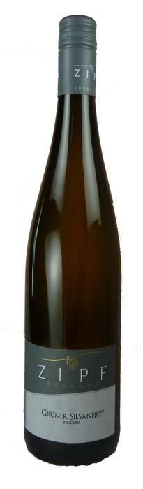 Grüner Silvaner ** Qualitätswein trocken 2015