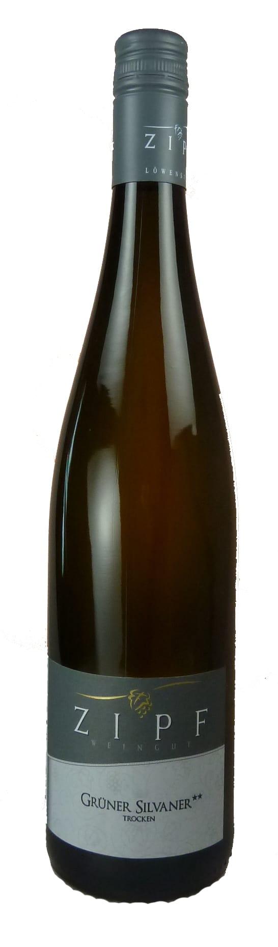 Grüner Silvaner ** Qualitätswein trocken 2017