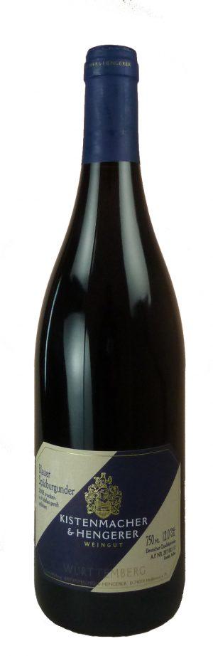 Spätburgunder Qualitätswein trocken  2016