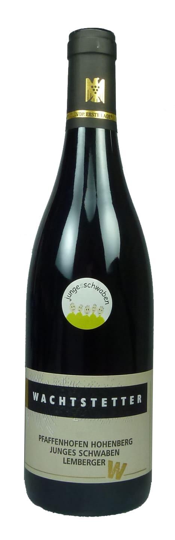 Junges Schwaben Hohenberg Lemberger Qualitätswein trocken 2013