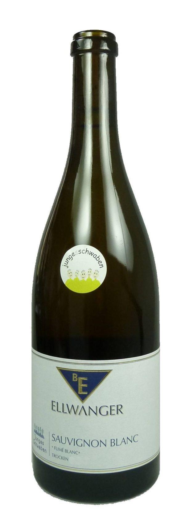 Junges Schwaben Sauvignon blanc Qualitätswein trocken 2015