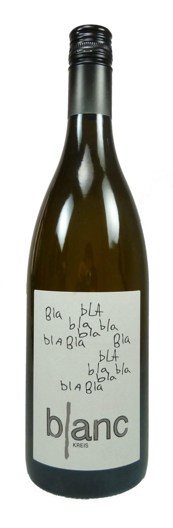 bla-bla-blanc Weißwein trocken 2017