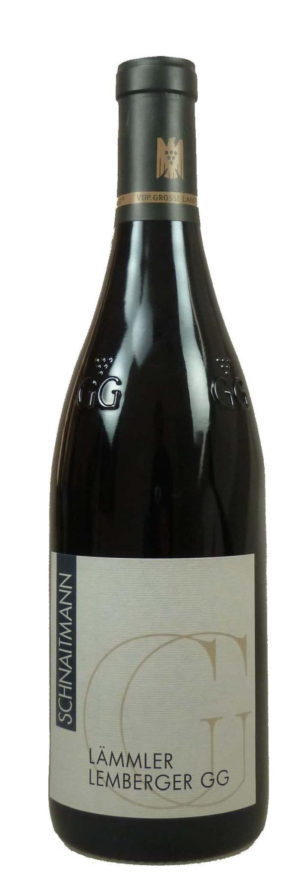 Lämmler Lemberger Großes Gewächs Qualitätswein trocken 2016