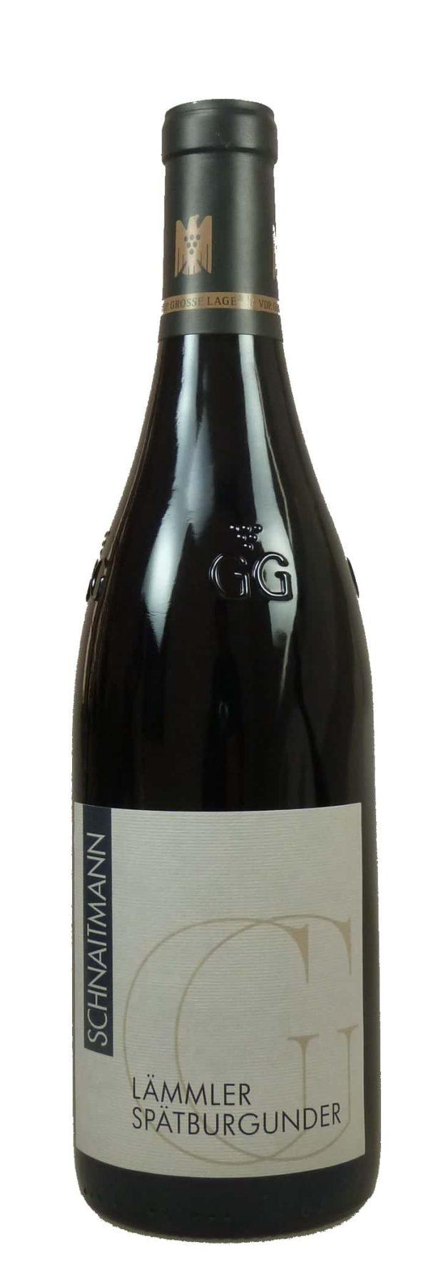 Lämmler Spätburgunder Großes Gewächs Qualitätswein trocken 2015